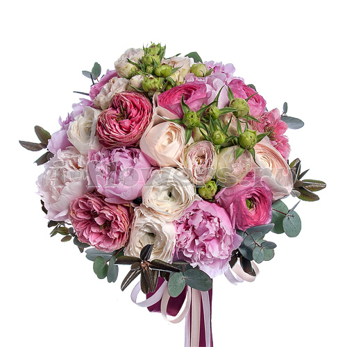 Букеты вива букет розы ранункулюсы фото цветов харьков россии