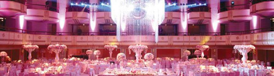 Свадебные тенденции Posh