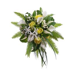 Свадебный Букет из Роз, Калл, Нерине