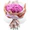 Букет из розовых роз